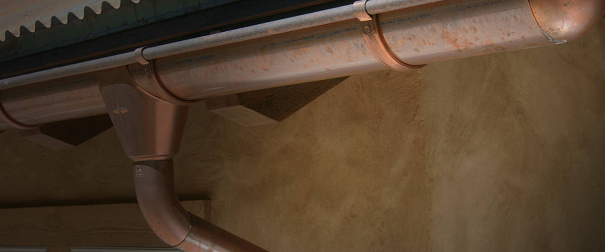 Copper Rainwater Systems